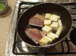 鯖と豆腐の辛味噌煮9