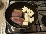 鯖と豆腐の辛味噌煮8