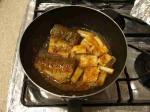 鯖と豆腐の辛味噌煮15