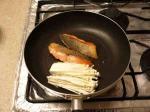 サーモンバター醤油焼き作り方5