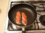 サーモンバター醤油焼き作り方3