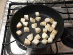 大根と餅のサイコロステーキ6