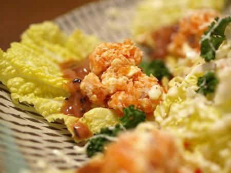 白菜サーモンディップa10a