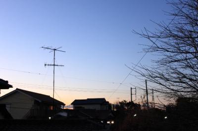 2009年12月19日空EOS