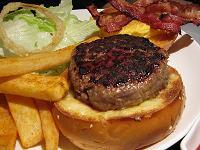ハンバーガー(小)