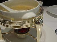 カニとコーンのスープ(小)