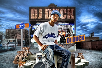 DJ DUCK2011EASTERkashiwa