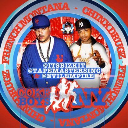 FRENCH_MONTANA_CHINX_DRUGZ_Coke_Boys_Run_Ny-front-largeCreepShow CWC EASTER  KASHIWA ALBUM