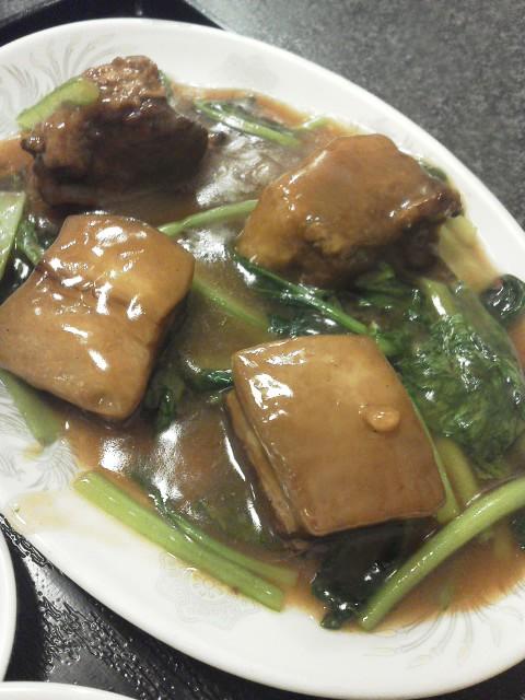 中華風角煮