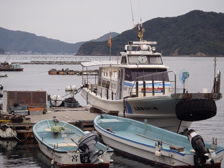 012 磯釣客用渡船