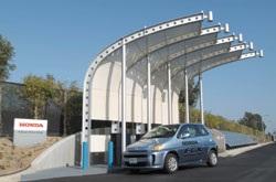 太陽電池式水素ステーション2