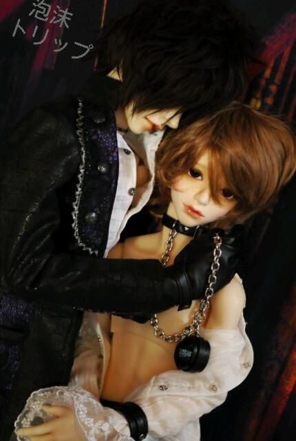 海賊と捕虜少年