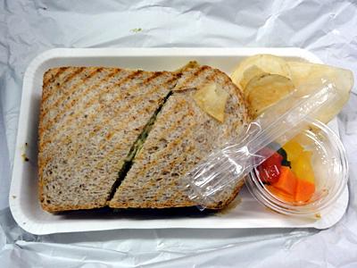 リナスのサンドイッチ