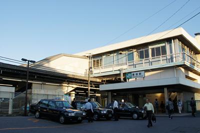 JR幕張駅