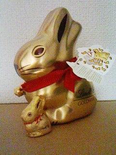 イースターウサギ
