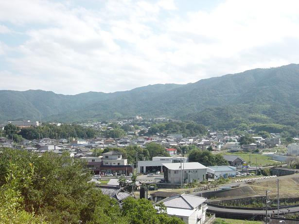 聖地川島町