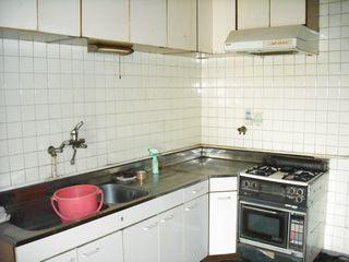 キッチン現状