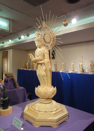 18回仏像彫刻展blog02