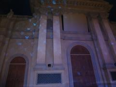 教会広場09:リクの光