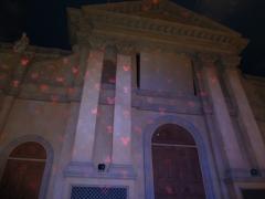 教会広場08:ソラの光