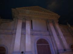 教会広場07:闇