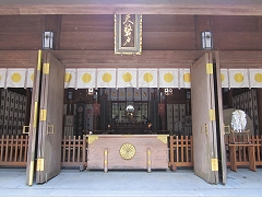 天岩戸神社西宮本殿