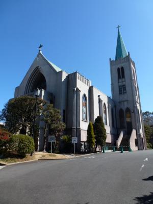2・18山手カトリック教会