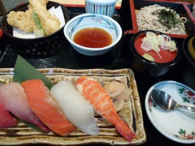 海老名昼食