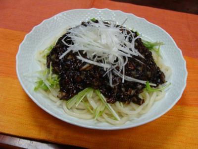 ジャージャー麺♪