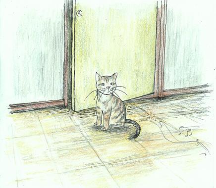 音楽を聴く猫blog