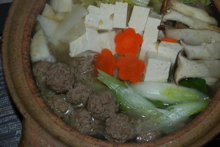 肉団子鍋8-450