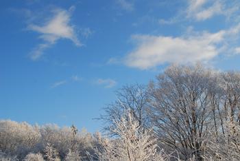 空の青と19