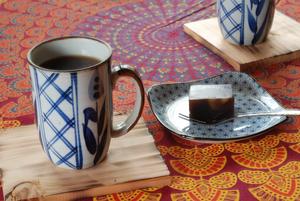 コーヒーと羊羹16