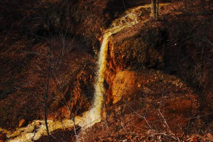 石尊山 登山 007 血の滝 001