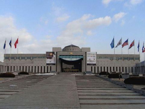 ソウル戦争記念館