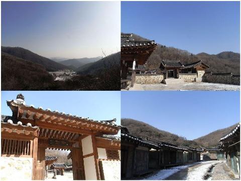 南楊州総合撮影所の風景