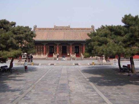 瀋陽故宮 崇政殿