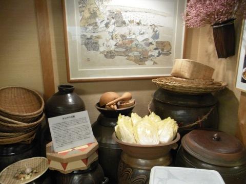 妻家房 キムチ博物館