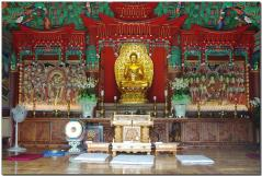浄土寺 極楽殿仏壇