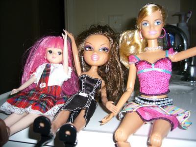 人形たち2