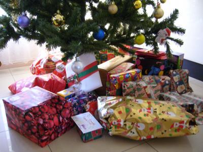 今年のクリスマスプレゼント