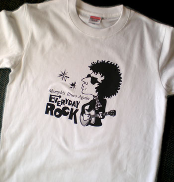 EverydayRock T Shirt ロックTシャツ bob dylan