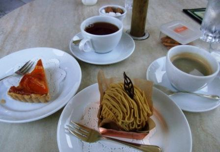 クッチーナハナ ケーキ