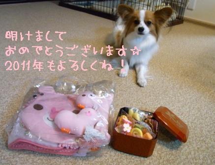 あけおめ2011