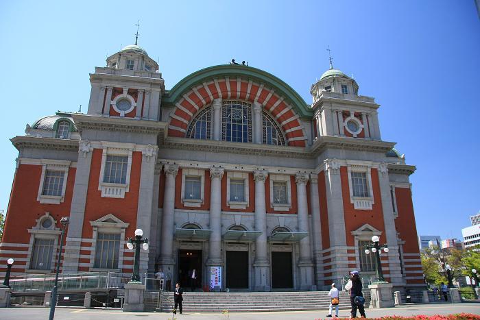 中央公会堂、2
