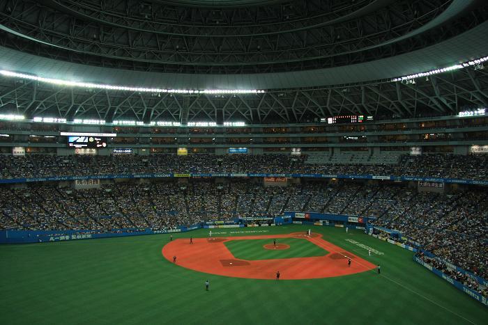 大阪ドーム、1