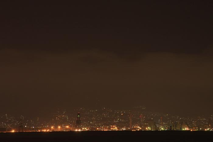 神戸港、2