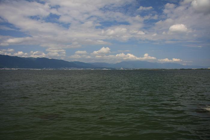 琵琶湖より、1