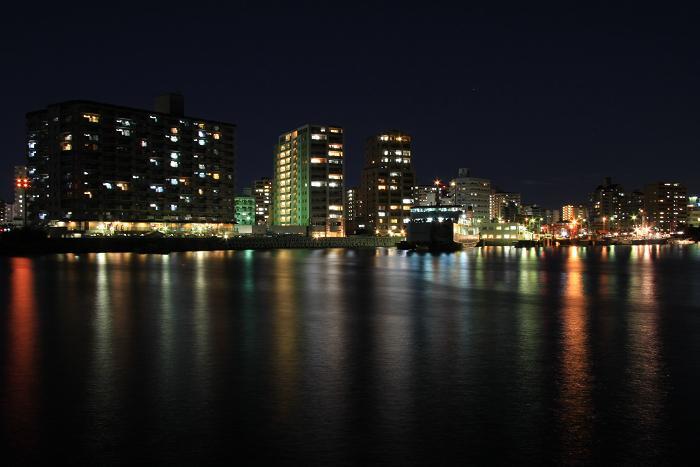 明石港より、4