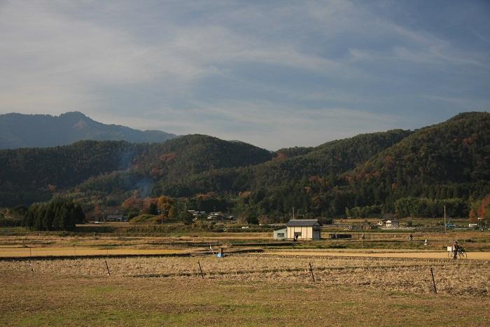 京都、広沢池より、1
